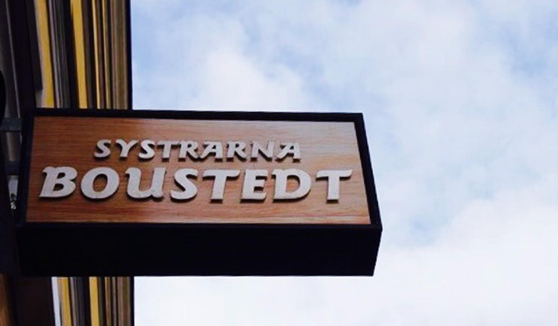 systrarna boustedt boka tid